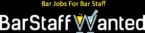 BarStaffWanted Logo